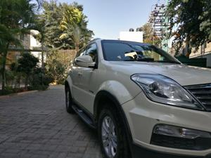 Ssangyong Rexton RX7 AT (2015) in Bangalore