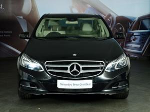 Mercedes Benz E Class E350 CDI Avantgarde (2015)