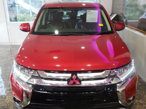 Mitsubishi Outlander 2.4 Chrome Ltd (2019)
