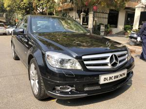 Mercedes Benz C Class 200 K Elegance AT (2010)