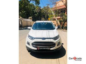 Ford EcoSport Titanium + 1.5L TDCi (2017) in Bangalore