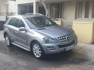 Mercedes Benz M Class ML 350 4MATIC (2011) in Bangalore