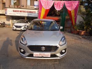 Maruti Suzuki Dzire ZDI Plus AMT (2017) in Mumbai