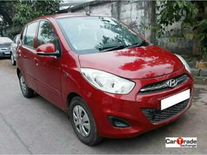 Hyundai i10 Sportz 1.2 AT (2013)