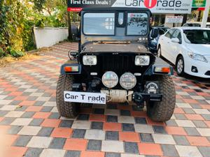 Mahindra Jeep Classic (2000) in Kottayam