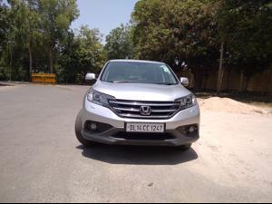 Honda CR V 2.4 AT AVN (2015) in Faridabad
