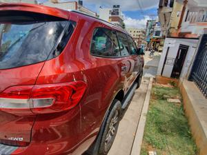 Ford Endeavour Titanium 3.2 4x4 AT (2017) in Bangalore