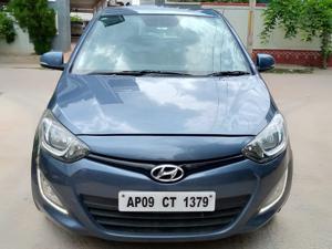 Hyundai i20 Asta 1.4 CRDI (2013)