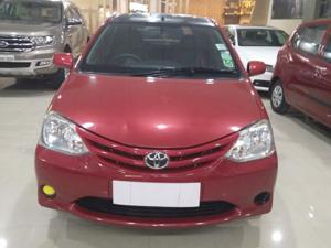 Toyota Etios Liva G (2011)