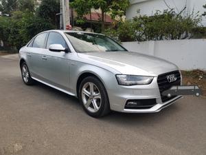Audi A4 2.0 TDI Premium+ (2013) in Coimbatore