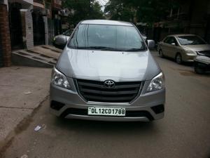 Toyota Innova 2.5 GX 7 STR BS IV (2014) in New Delhi