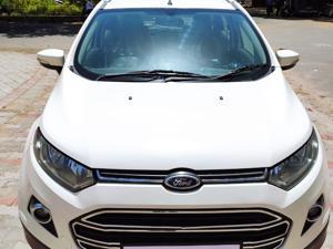 Ford EcoSport 1.5 TDCi Titanium (MT) Diesel (2015)