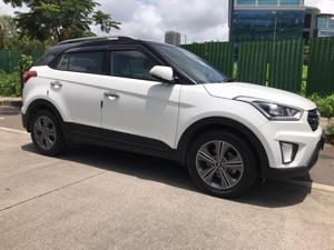 Hyundai Creta 1.6 SX Plus AT Petrol (2017)