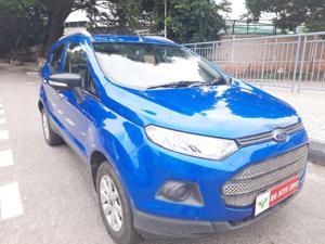 Ford EcoSport 1.5 Ti-VCT Titanium (MT) Petrol (2017)