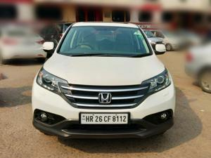 Honda CR V 2.4 AT AVN (2014) in Faridabad