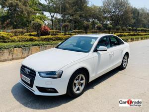 Audi A4 2.0 TDI (143bhp) (2014)
