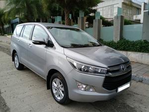 Toyota Innova Crysta 2.4 VX 7 Str (2016) in Pune