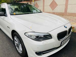BMW 5 Series 520d Sedan (2013)