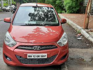 Hyundai i10 Sportz 1.2 AT (2011)