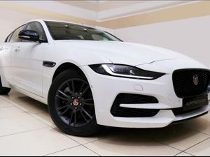 Jaguar XE Portfolio (2019)