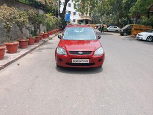 Ford Fiesta (2006 2011) Exi 1.6 Duratec Ltd (2009)