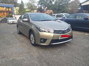 Toyota Corolla Altis D 4D G(L) (2014)
