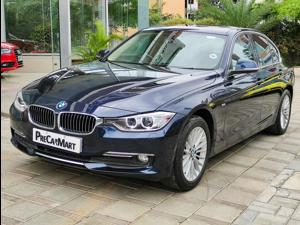 BMW 3 Series 320d Luxury Line Sedan (2015)
