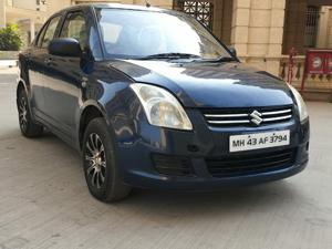 Maruti Suzuki Swift Dzire LDi (2010) in Thane