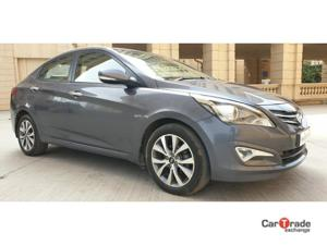 Hyundai Verna Fluidic 1.6 CRDI SX Opt AT (2015) in Thane
