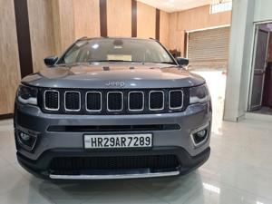 Jeep Compass Limited (O) 2.0 Diesel