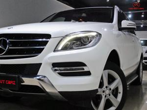 Mercedes Benz M Class ML 350 CDI 4MATIC (2015) in New Delhi