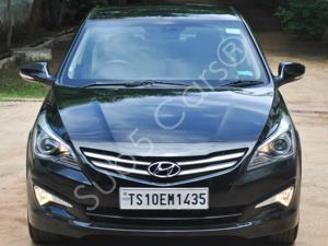 Hyundai Verna Fluidic 1.6 CRDI SX Opt (2017)