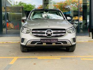 Mercedes Benz GLC 220 d 4MATIC (2019)
