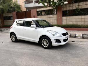 Maruti Suzuki Swift VXI (O) (2015)