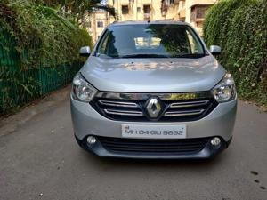 Renault Lodgy RxZ 110PS 8 seater Stepway Edition (2015)