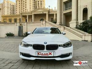 BMW 3 Series 320d Prestige (2012)