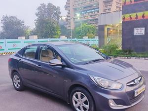 Hyundai Verna 1.6 VTVT EX (2014)