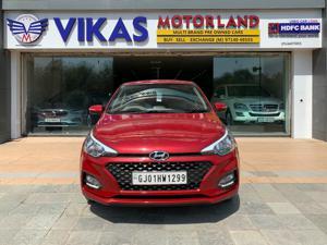 Hyundai Elite i20 1.2 Kappa VTVT Sportz Petrol (2018)
