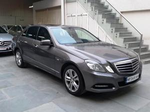 Mercedes Benz E Class E250 CDI BlueEfficiency (2012)