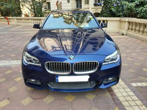 BMW 5 Series 520d Sedan 2.0 (2017)