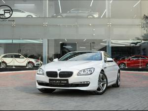 BMW 6 Series 640d Coupe (2011)