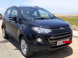 Ford EcoSport 1.5 TDCi Titanium (MT) Diesel (2016)