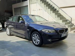 BMW 5 Series 525d Sedan (2012)