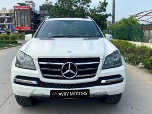 Mercedes Benz GL 350 CDI BlueEFFICIENCY (2012) in Faridabad