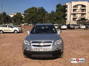 Chevrolet Captiva LTZ AWD AT (2011) in New Delhi