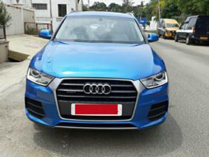 Audi Q3 35 TDI Premium + Sunroof (2016) in Coimbatore