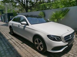 Mercedes Benz E Class E 220d Exclusive (2020) in Mohali