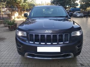 Jeep Grand Cherokee Limited (2016)
