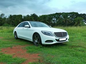 Mercedes Benz S Class S 350 CDI (2015) in Attingal