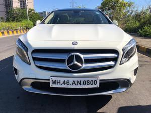 Mercedes Benz GLA Class GLA200CDI Sport (2015) in Mumbai